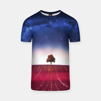 Thumbnail image of Tree of Sky T-shirt, Live Heroes