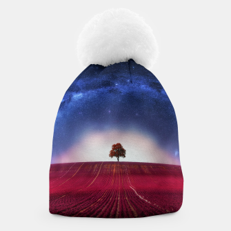 Thumbnail image of Tree of Sky Beanie, Live Heroes