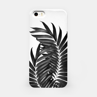 Thumbnail image of Palm Leaves Black & White Vibes #5 #tropical #decor #art iPhone-Hülle, Live Heroes