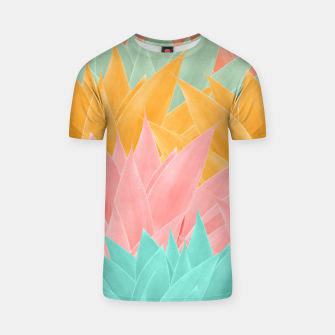 Thumbnail image of Agave Summer Dream #1 #tropical #decor #art T-Shirt, Live Heroes