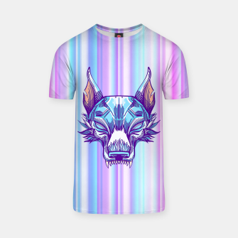 Thumbnail image of Blurring Live Wolves T-shirt, Live Heroes