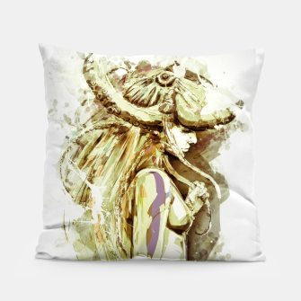 Thumbnail image of OKTOPUS Pillow, Live Heroes