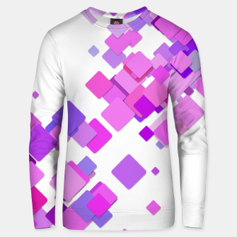 Thumbnail image of Pink Blocks Unisex sweater, Live Heroes