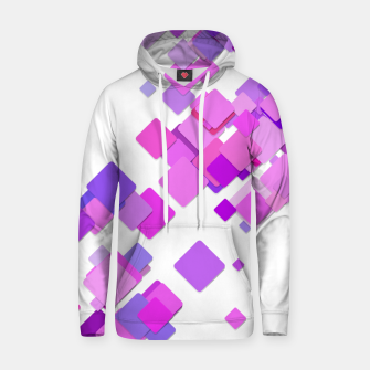 Thumbnail image of Pink Blocks Hoodie, Live Heroes