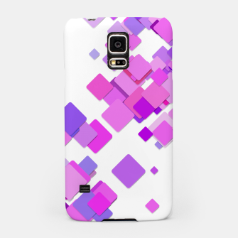 Thumbnail image of Pink Blocks Samsung Case, Live Heroes