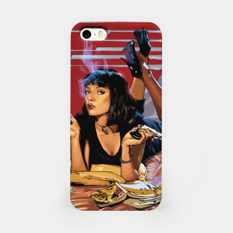 Thumbnail image of Pulp Fiction Mia iPhone Case, Live Heroes