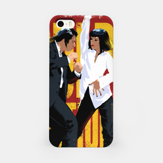 Thumbnail image of Pulp Fiction Dance iPhone Case, Live Heroes
