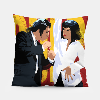 Thumbnail image of Pulp Fiction Dance Pillow, Live Heroes