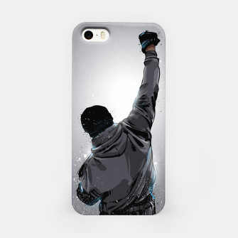 Thumbnail image of Rocky iPhone Case, Live Heroes