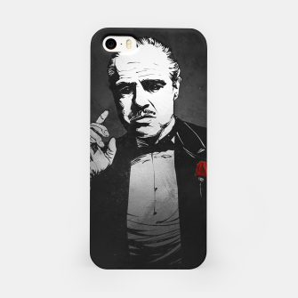 Thumbnail image of The Godfather iPhone Case, Live Heroes