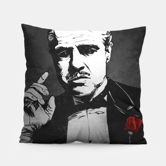 Thumbnail image of The Godfather Pillow, Live Heroes
