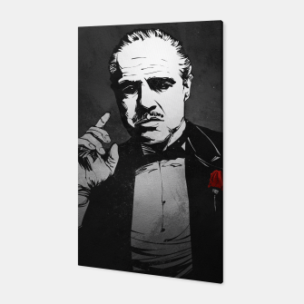 Thumbnail image of The Godfather Canvas, Live Heroes