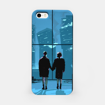 Thumbnail image of Fight Club iPhone Case, Live Heroes