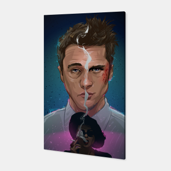 Thumbnail image of Fight Club Canvas, Live Heroes