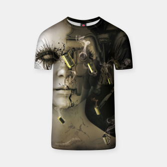 Thumbnail image of RUSSIAN DOLL T-shirt, Live Heroes