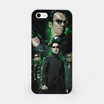 Miniatur The Matrix iPhone Case, Live Heroes