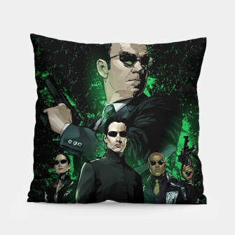 Miniatur The Matrix Pillow, Live Heroes
