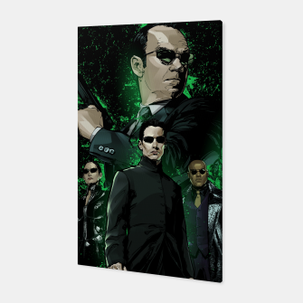 Miniatur The Matrix Canvas, Live Heroes