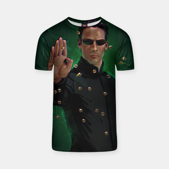 Thumbnail image of Neo T-shirt, Live Heroes
