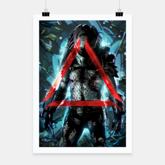 Thumbnail image of Predator Poster, Live Heroes