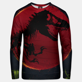 Thumbnail image of Jurassic Park Unisex sweater, Live Heroes