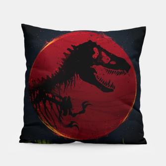 Thumbnail image of Jurassic Park Pillow, Live Heroes