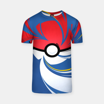Thumbnail image of Pokemon T-shirt, Live Heroes