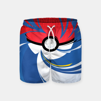 Thumbnail image of Pokemon Swim Shorts, Live Heroes