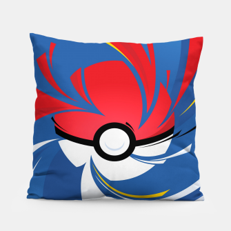 Thumbnail image of Pokemon Pillow, Live Heroes