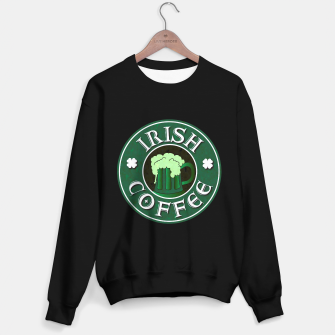 Miniature de image de Irish Coffee Parody Sweater regular, Live Heroes