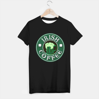 Miniature de image de Irish Coffee Parody T-shirt regular, Live Heroes