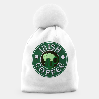 Thumbnail image of Irish Coffee Parody Beanie, Live Heroes