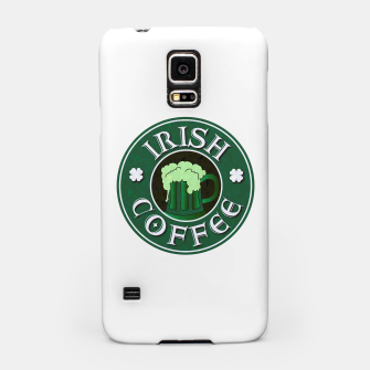 Miniature de image de Irish Coffee Parody Samsung Case, Live Heroes