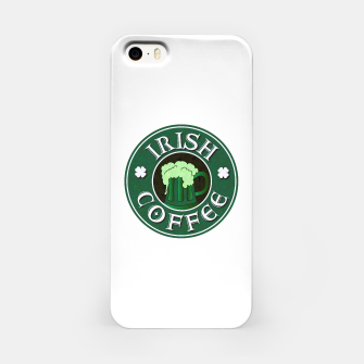 Miniature de image de Irish Coffee Parody iPhone Case, Live Heroes