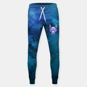 Thumbnail image of Blue Space Sweatpants, Live Heroes