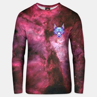 Thumbnail image of Red Space Unisex sweater, Live Heroes