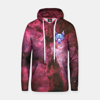 Thumbnail image of Red Space Hoodie, Live Heroes