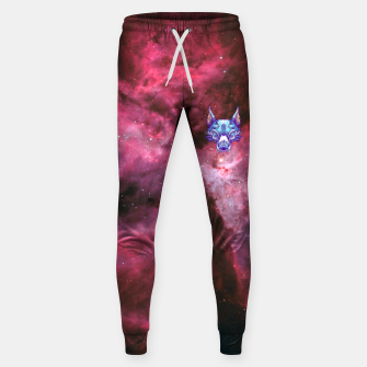 Thumbnail image of Red Space Sweatpants, Live Heroes
