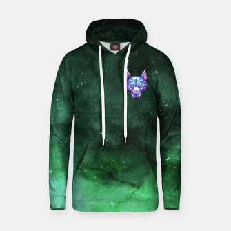 Thumbnail image of Green Space Hoodie, Live Heroes