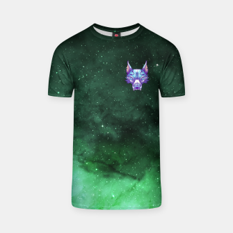 Thumbnail image of Green Space T-shirt, Live Heroes
