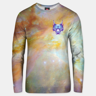 Thumbnail image of Yellow Space Unisex sweater, Live Heroes