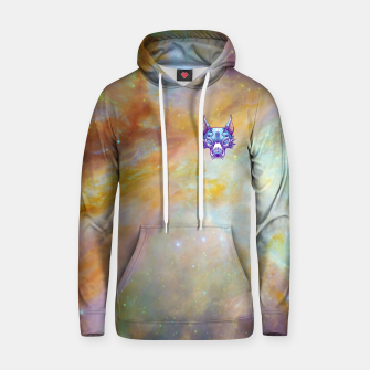 Thumbnail image of Yellow Space Hoodie, Live Heroes
