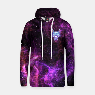 Thumbnail image of Purple Space Hoodie, Live Heroes