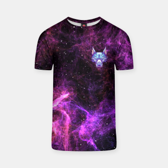 Thumbnail image of Purple Space T-shirt, Live Heroes