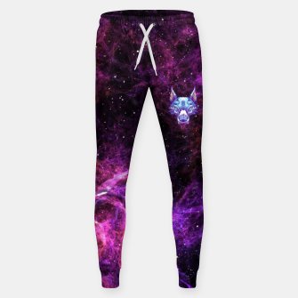 Thumbnail image of Purple Space Sweatpants, Live Heroes