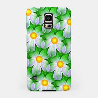 Thumbnail image of Seamless Flowers Samsung Case, Live Heroes
