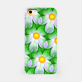 Thumbnail image of Seamless Flowers iPhone Case, Live Heroes