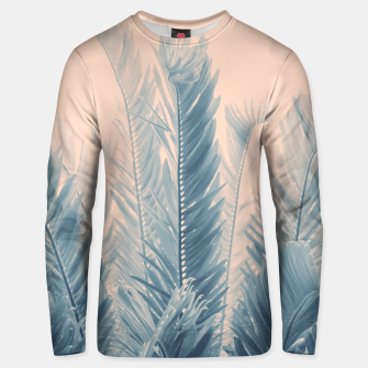 Miniaturka Tropical Leaves Dream #4.1 #tropical #decor #art  Unisex sweatshirt, Live Heroes
