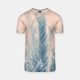 Thumbnail image of Tropical Leaves Dream #4.1 #tropical #decor #art  T-Shirt, Live Heroes