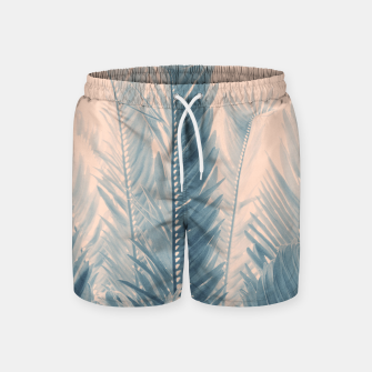 Miniaturka Tropical Leaves Dream #4.1 #tropical #decor #art  Badeshorts, Live Heroes